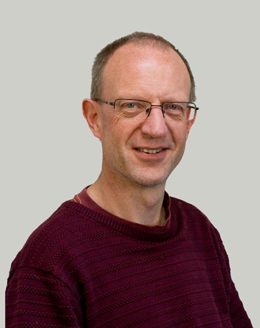Knud Erik Brixen Daglig leder